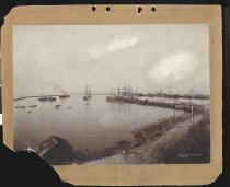 Image of [Timaru Harbour, 1901] -