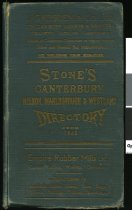 Image of Stone's Canterbury, Nelson, Marlborough and Westland directory -