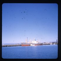 Image of [Unnamed Japanese vessel, Timaru] -