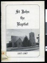 Image of St John the Baptist 1937-1987 - Drake, D E