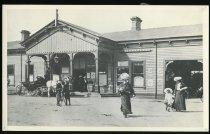 Image of Railway Station, Timaru
