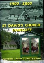 Image of St David's Church Raincliff, Parish of Te Ngawai 1907-2007 - Oliver, Olwyn (ed)