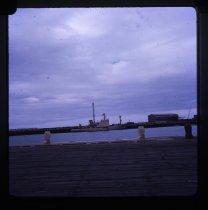 Image of [Oil research vessel, Timaru] -