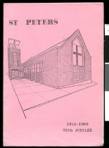 Image of St Peters : 1914-1989 75th Jubilee -