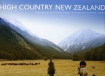 Image of High country New Zealand : the land, the people, the seasons  - Steeg, Antonia