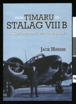 Image of From Timaru to Stalag VIII B : a New Zealand pilot's wartime story - Hardie, Jack