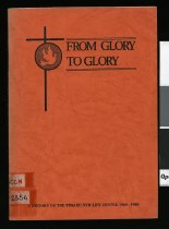 Image of From glory to glory : a history of the Timaru New Life Centre 1960-1980 - Henderson, Mary