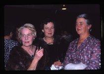 Image of [25th Anniversary dinner, Twentieth Century Women's Club] -