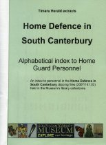 Image of Home Defence in SC - index