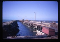 Image of [North Mole construction, Timaru] -