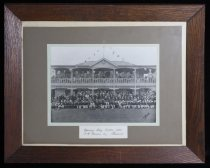 Image of [Timaru Bowling Club] Opening Day October 1929. C.H. Gresson Esq. President -