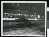 Image of [Fiat Railcar RM115, Timaru Railway Station] -