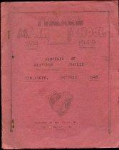 Image of Timaru Main School Form I editorial : special platinum jubilee edition - Tait, John (ed.)