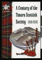 Image of Timaru Scottish Society 1910-2010 -