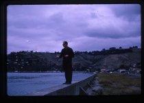 Image of [Bruce Fishing] -