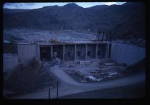 Image of [Benmore Dam construction] -