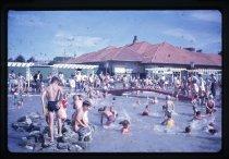Image of [Caroline Bay paddling pool, Timaru] -
