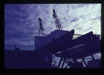 Image of [Meat loaders, Timaru Harbour] -
