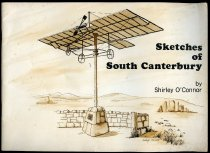 Image of Sketches of South Canterbury - O'Connor, Shirley