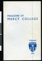 Image of Magazine of Mercy College, 1971 -