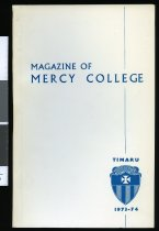 Image of Mercy College, 1973-74