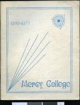 Image of Magazine of Mercy College, 1976-77 -