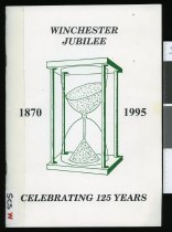 Image of Winchester Jubilee 1870-1995 : celebrating 125 years -