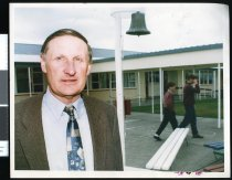 Image of Ian Alexander, Chairman South Canterbury School Trustees Association - Timaru Herald Photographs, Personalities Collection