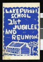 Image of Lake Pukaki School 21st jubilee & reunion - Cameron, J
