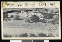 Image of Washdyke School : a century of progress 1874-1974 - Cleary, G A