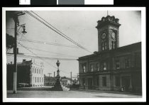 Image of [Carnegie Library and Timaru Post Office] -