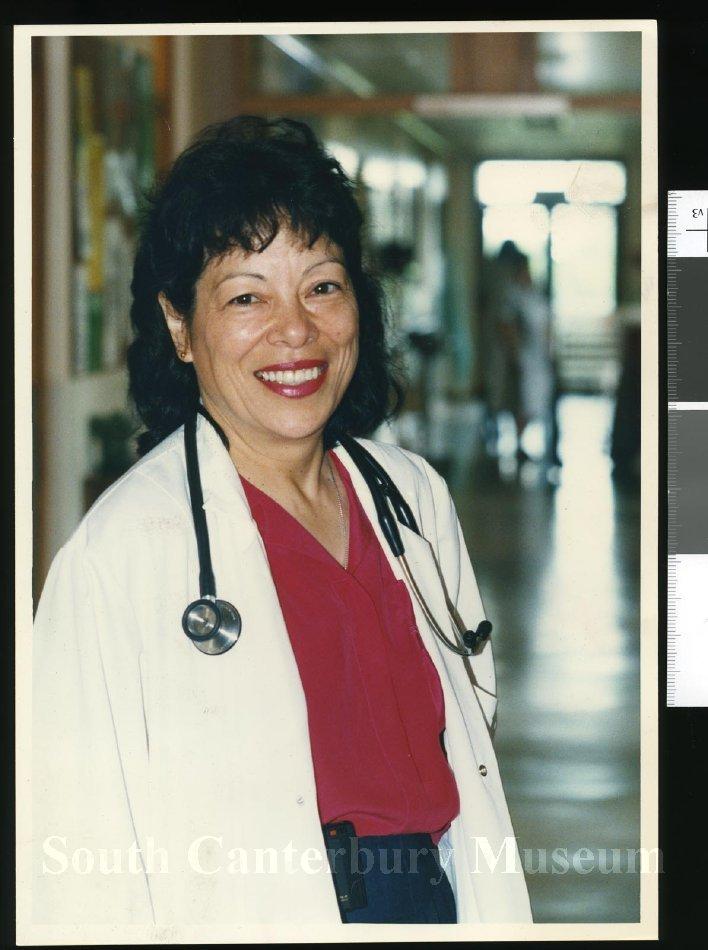 Doctor Rosalind Allen-Narker
