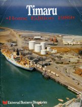 Image of Universal Business Directory : Timaru, 1989 -