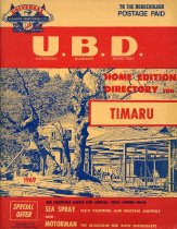 Image of Universal business directory : home edition for Timaru -