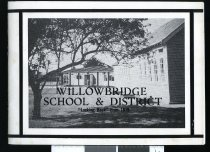 """Image of Willowbridge School and Districts : """"Looking Back"""" from 1979 - Hayman, Donald (ed.)"""