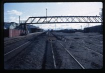 Image of [Timaru Railway Station line construction] -