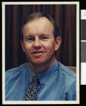 Image of Neil Almond - Timaru Herald Photographs, Personalities Collection
