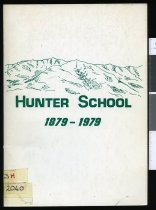 Image of Centennial history of the Hunter School 1879-1979 -