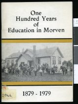 Image of One hundred years of education in Morven, 1879-1979 - Ford, Kevin