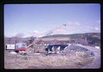 Image of [Raincliff Bridge construction] -