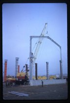 Image of [New Zealand Electricity Department store construction, Timaru Harbour] -