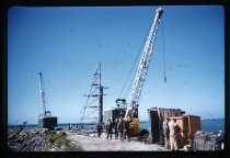 Image of [North Mole realignment, Timaru Harbour] -