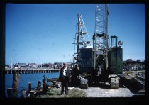 Image of [Pile driving equipment, Timaru] -