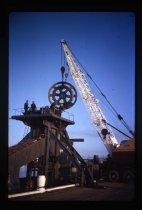 Image of [Dredge No.350 demolition] -