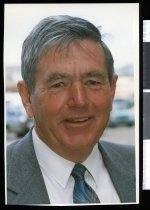 Image of Neil Anderson, Mayor of Fairlie - Timaru Herald Photographs, Personalities Collection