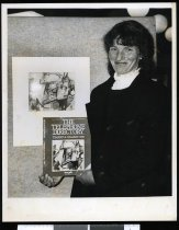 Image of Rosemary Anderson, Artist - Timaru Herald Photographs, Personalities Collection