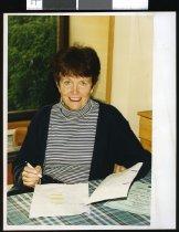 Image of Carol Angland - Timaru Herald Photographs, Personalities Collection