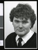 Image of Brendan Armstrong - Timaru Herald Photographs, Personalities Collection