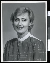Image of Lady Sandra Arthur - Timaru Herald Photographs, Personalities Collection