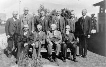 Image of [CFCA (Canterbury Farmers Co-operative Association) Board members] -